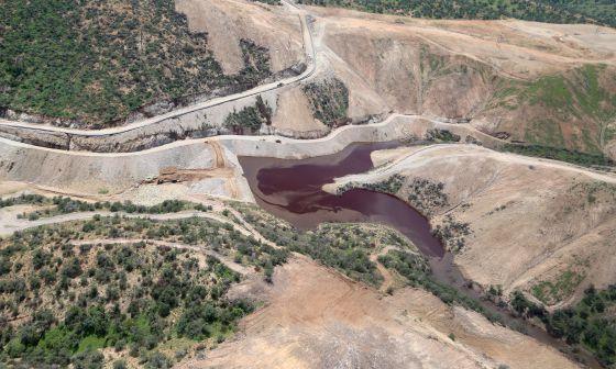 Del Desastre De Aznalcollar Al Vertido En El Rio Sonora Espana