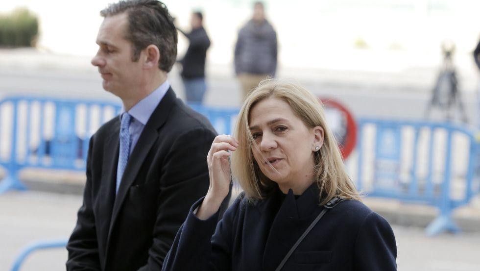 Juicio Caso Nóos: El contable de Nóos desvincula a la Infanta de la ...