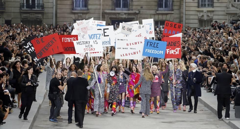 0e13eb3062 Ropa y política: Las hechuras feministas | España | EL PAÍS