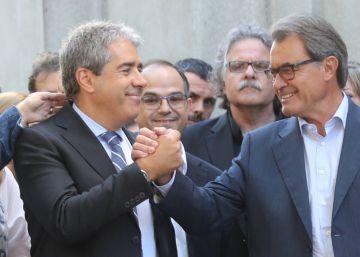 Artur Mas deposita 2,2 millones de la fianza que le reclama el Tribunal de Cuentas por organizar el 9-N