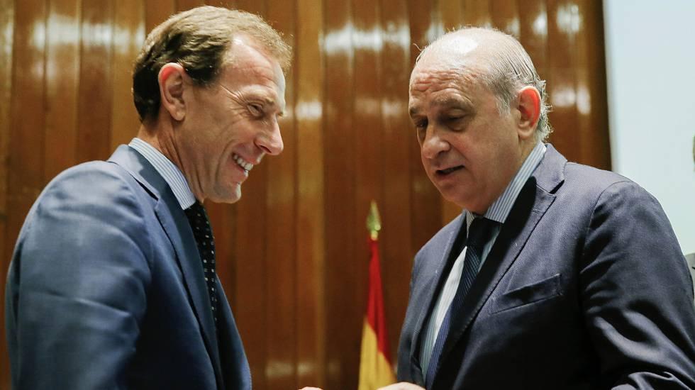 El congreso aprueba investigar al ministerio del interior for Ministerio del interior espana