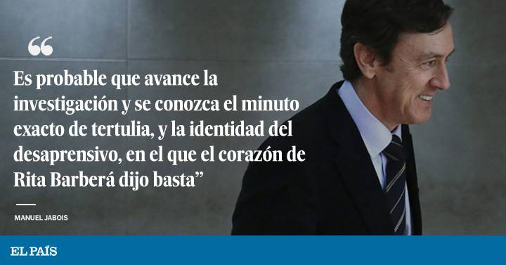 Rafael Hernando Portavoz Forense España El País