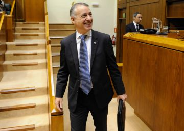 El referéndum unilateral en Euskadi pierde apoyos