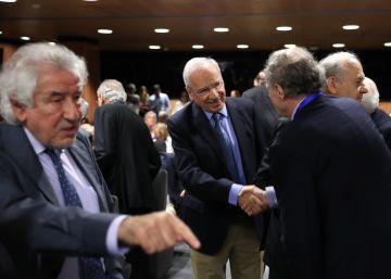 Guerra, relevado al frente de la Fundación Pablo Iglesias