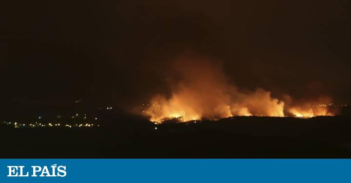 Qué Hacer Y Qué No Hacer Ante Un Incendio España El País