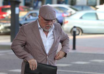 El comisario José Villarejo, detenido por cohecho y blanqueo de capitales