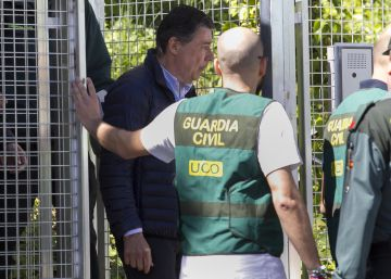 Un testigo de Lezo: ?Ignacio González pidió a mi jefe que buscase un millón para el partido?