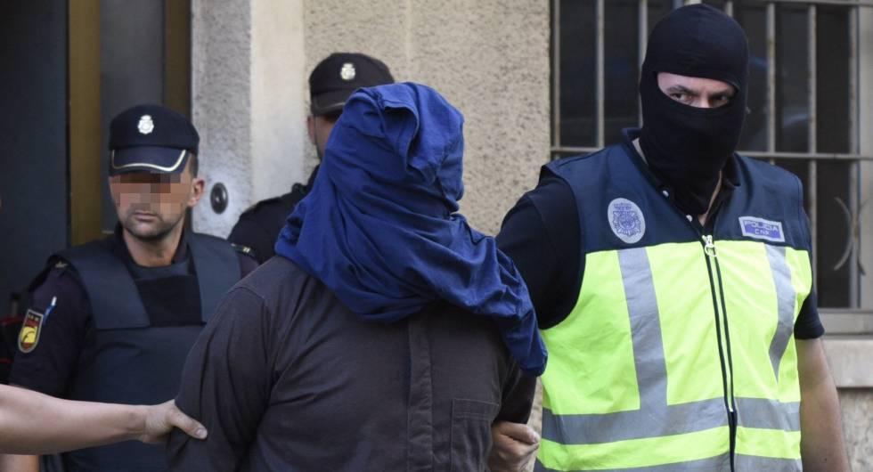 51 detenidos por yihadismo desde que comenzó 2017