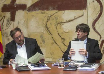 Puigdemont asegura que el Govern ya tiene las urnas para el 1 de octubre
