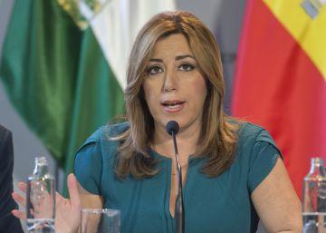 El PSOE andaluz pide tener voz sobre el modelo territorial