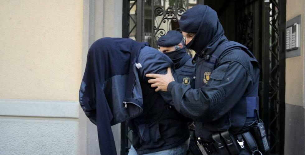 Cataluña, 'punto caliente' de las actuaciones policiales contra el terrorismo