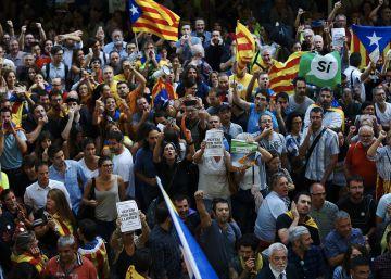 La Audiencia Nacional investigará como sedición los sucesos de Barcelona