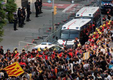 107 actos contra la Policía y la Guardia Civil en menos de dos semanas