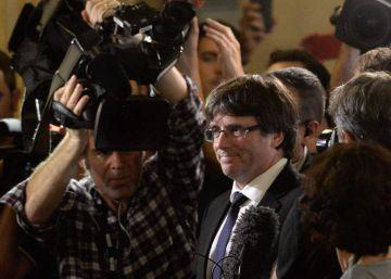 Reporteros Sin Fronteras compara la presión a los medios en Cataluña con las ?campañas de Trump?