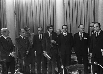 Los Pactos de la Moncloa, el acuerdo que cambió España hace 40 años