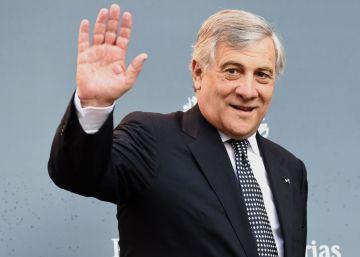 Tajani: ?El respeto al Derecho no es una opción, es una obligación?