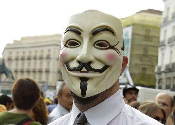 Anoymous ataca la página web del Tribunal Constitucional