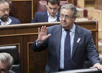 Interior consensuará con PSOE y Ciudadanos las medidas del 155