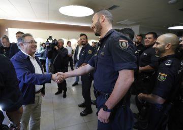 Interior ultima planes para hacerse cargo de comisarías de Mossos rebeldes