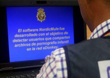 Cuatro detenidos por tenencia y distribución de pornografía infantil en Málaga
