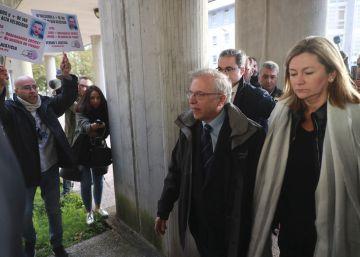 El juez investiga a otros dos cargos de Adif por el accidente del Alvia