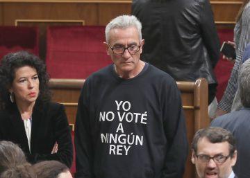 El Supremo abre causa contra el diputado de Unidos Podemos Diego Cañamero