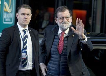 Rajoy desmiente la acusación de Rovira: ?Es una vergüenza intolerable?