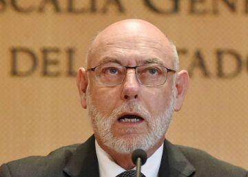 El fiscal general Maza, hospitalizado en Buenos Aires por una infección
