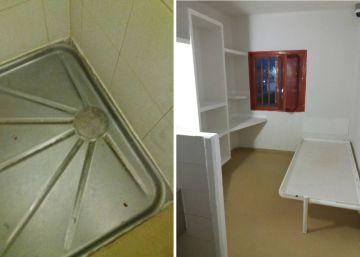 Un juez investiga el encierro de cuatro presos durante días en una celda sin agua corriente