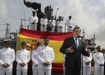 Rajoy insiste en pactar la financiación con el PSOE sin una ?subasta de ideas?