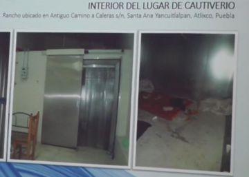 Dos españoles, liberados en México tras tres días de secuestro en una cámara frigorífica