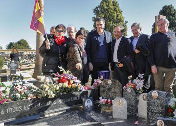 El PSOE anuncia una proposición de ley para anular las sentencias del franquismo