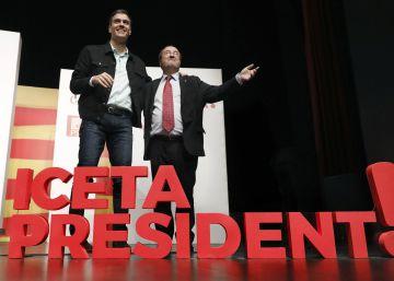 Sánchez se reúne en privado con los presidentes socialistas para recomponer relaciones