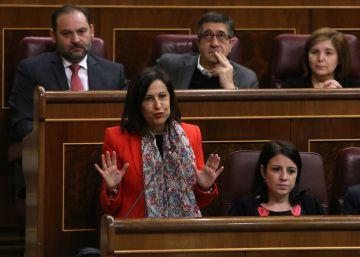 El PSOE pone a Chaves y Griñán como ?ejemplo? por haber dimitido antes del juicio
