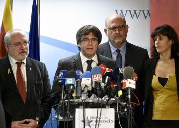 Puigdemont reclama ?una reunión sin condiciones? a Mariano Rajoy