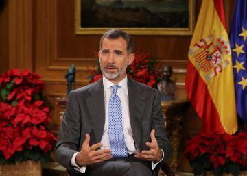 Los partidos constitucionalistas asumen el mensaje del Rey como una invitación a la reforma