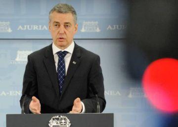 Urkullu reclama un nuevo modelo de Estado que respete las nacionalidades