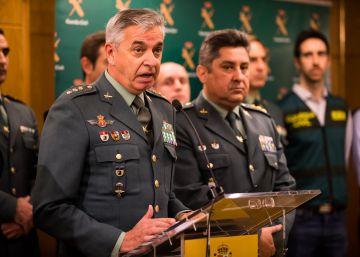 Sánchez Corbí, hijo y nieto de guardia civil