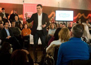 El PSOE aparca la plurinacionalidad en su propuesta para buscar consenso