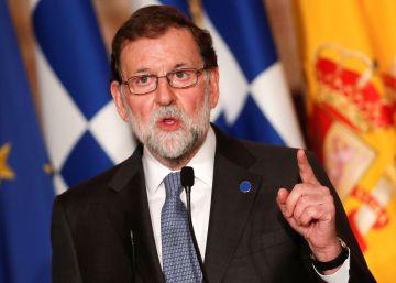 Rajoy: ?Como partido hemos cometido errores en Cataluña, pero la respuesta del Gobierno ha sido buena?