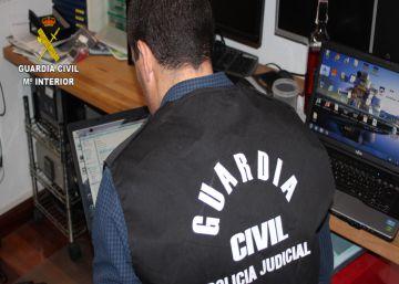 La Guardia Civil introduce un infiltrado en una red internacional de pederastas por WhatsApp
