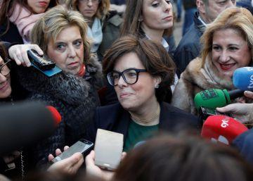 Santamaría insiste en que el 155 estará en vigor hasta que tome posesión el nuevo Govern