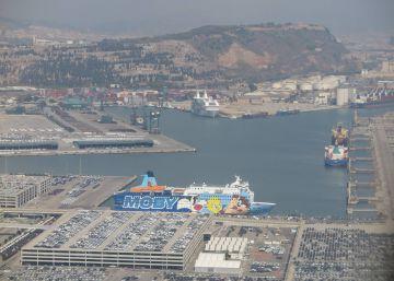 Interior gastó 26,5 millones en el alquiler de los barcos para el 1 de octubre