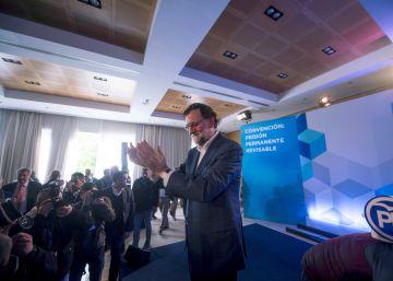Rajoy insta a los independentistas a sustituir a Puigdemont por un candidato que cumpla la ley