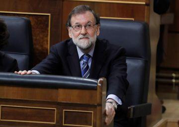 Rajoy, a Rivera: ?No se equivoque de adversarios en Cataluña?