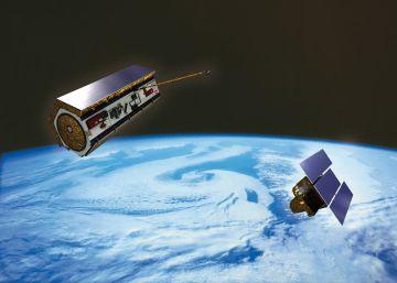 España busca clientes para su primer satélite espía