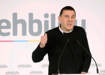 Otegi se alegra de que el PNV se aproxime a las tesis soberanistas