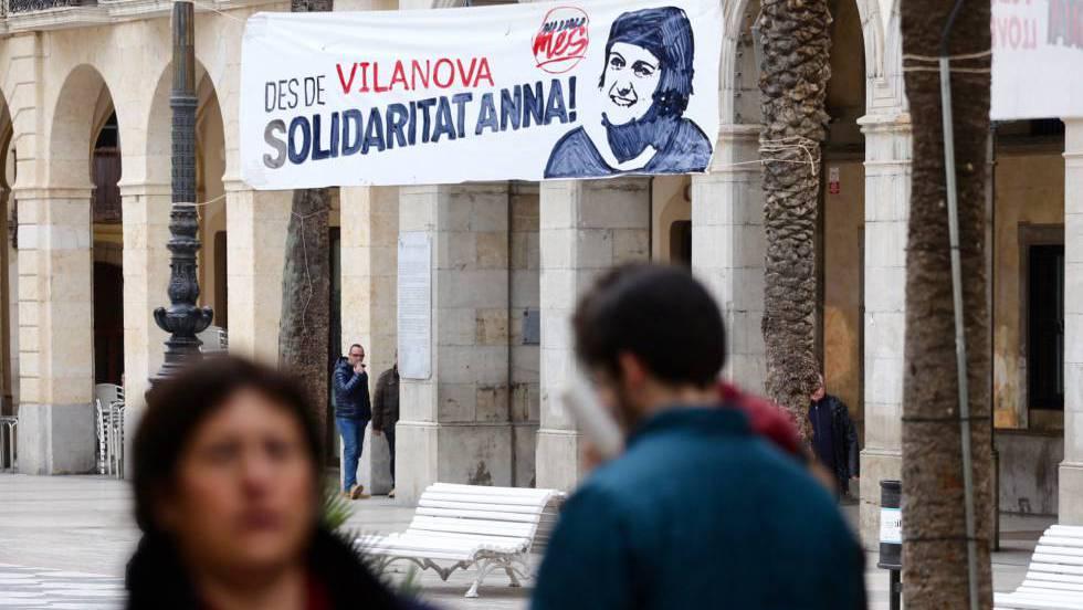 La fuga de Anna Gabriel a Suiza obliga a un complejo proceso de extradición  | España | EL PAÍS