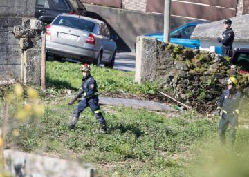 La policía rastrea una tumba en busca de la pontevedresa Sonia Iglesias