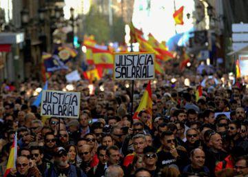 El histórico vuelco en las elecciones sindicales en la Policía anticipa un ?conflicto permanente? con Interior